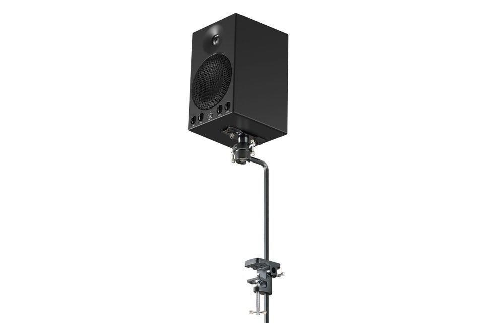 Активная мониторная акустика Yamaha MSP3A получила улучшенный фазоинверторный порт Twisted Flare Port