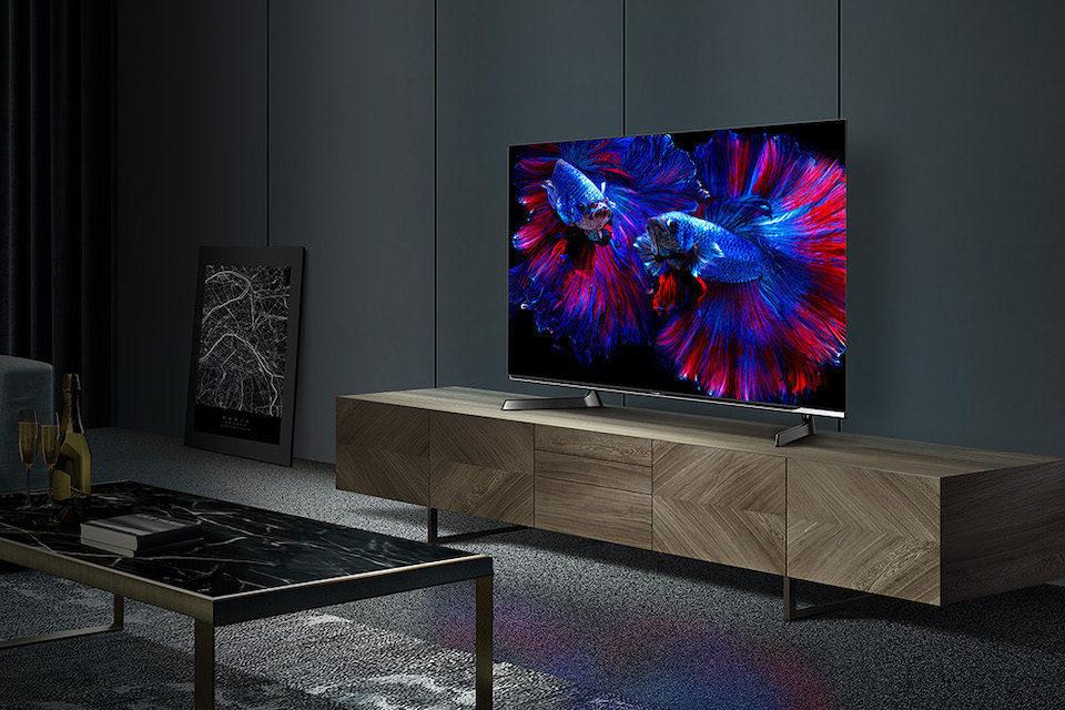 Hisense начнет продавать OLED-телевизоры в Японии