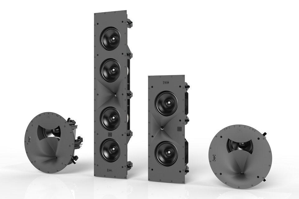 Серия JBL Synthesis SCL пополнилась четырьмя архитектурными моделями: потолочными SCL-5 и SCL-8 и настенными SCL-6 и SCL-7