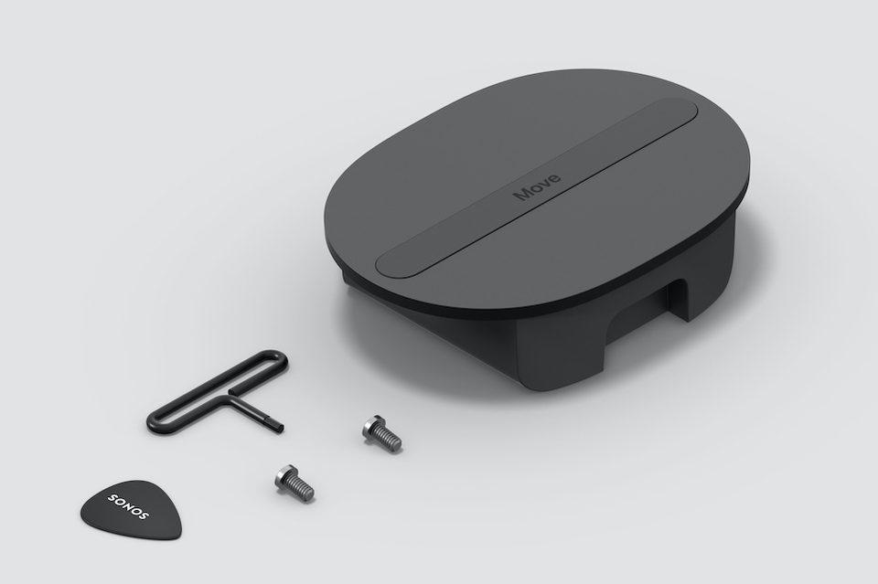 Комплект Battery Replacement Kit для колонки Sonos Move позволит самостоятельно заменить аккумулятор