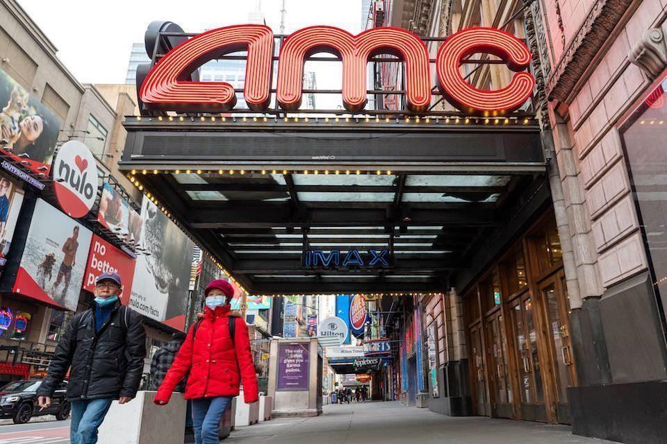 Сеть кинотеатров AMC избежала банкротства