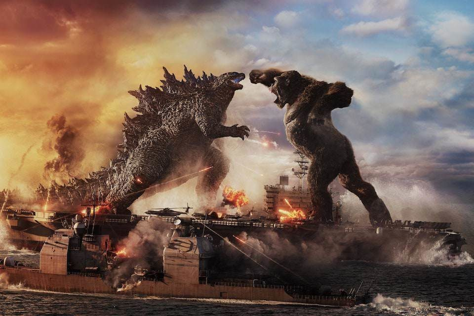 «Годзилла против Конга» в качестве 4K Dolby Vision появится на сервисе HBO Max в конце марта