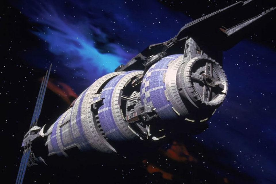 Полностью отреставрированный сериал «Вавилон-5» стал доступен в цифровом виде