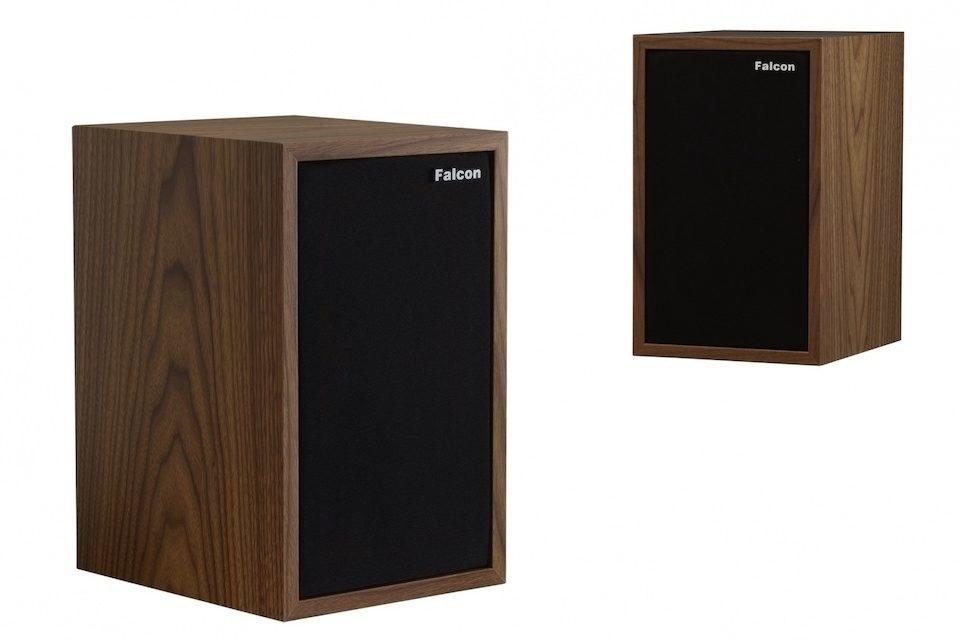 Набор для сборки Falcon Acoustics Q7: мониторы LS3/5a с современными дополнениями