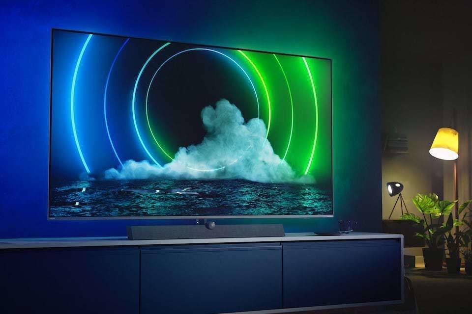 Philips представила OLED- и miniLED-телевизоры 2021 года