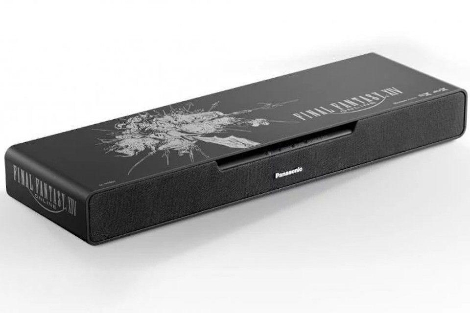 Panasonic выпустила саундбар SoundSlayer SC-HTB01 в стилистике Final Fantasy с режимами звука для RPG и FPS