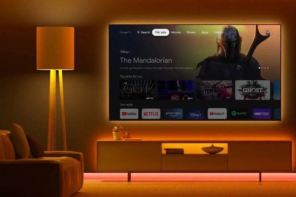 В Google TV появится режим Basic TV для отключения смарт-функций