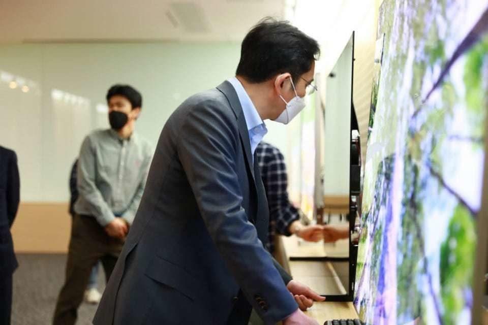 Слухи: Samsung выпустит QD-OLED-телевизоры в 2022 году