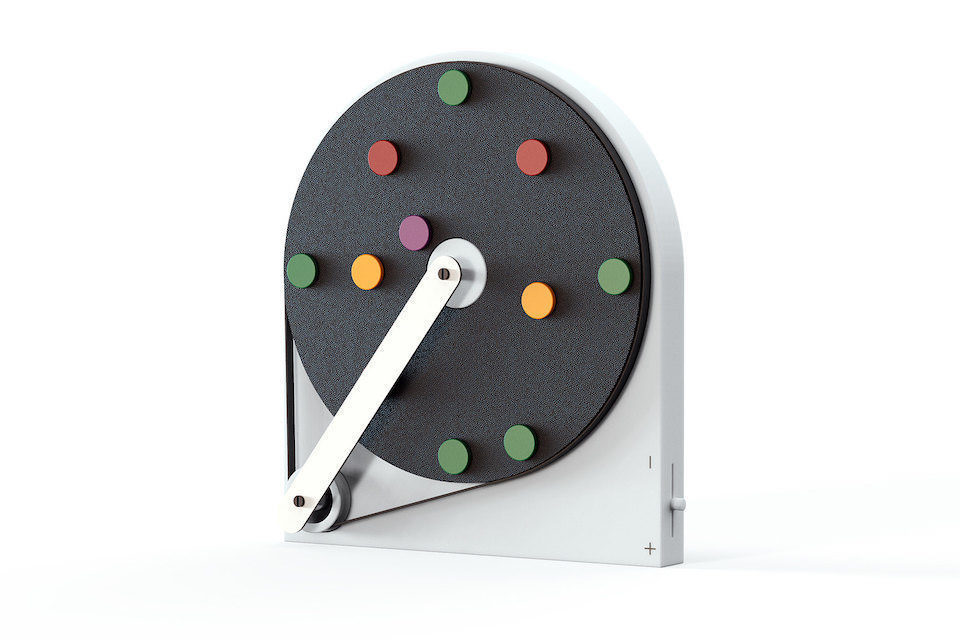 Playtronica Orbita: секвенсор MIDI в дизайне проигрывателя винила