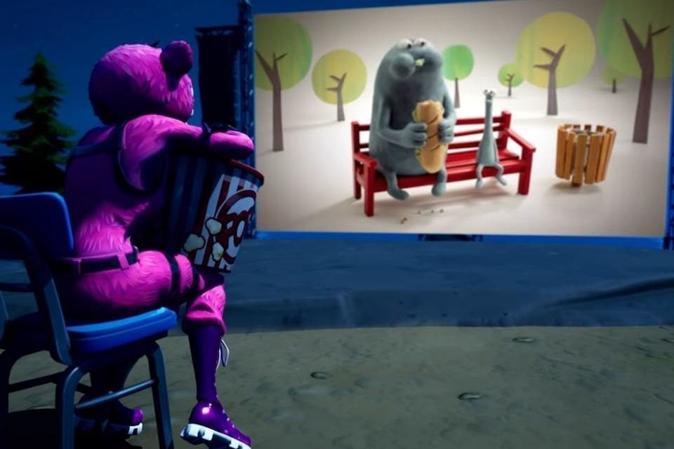 В Fortnite 20 и 21 февраля пройдет кинофестиваль короткометражной анимации