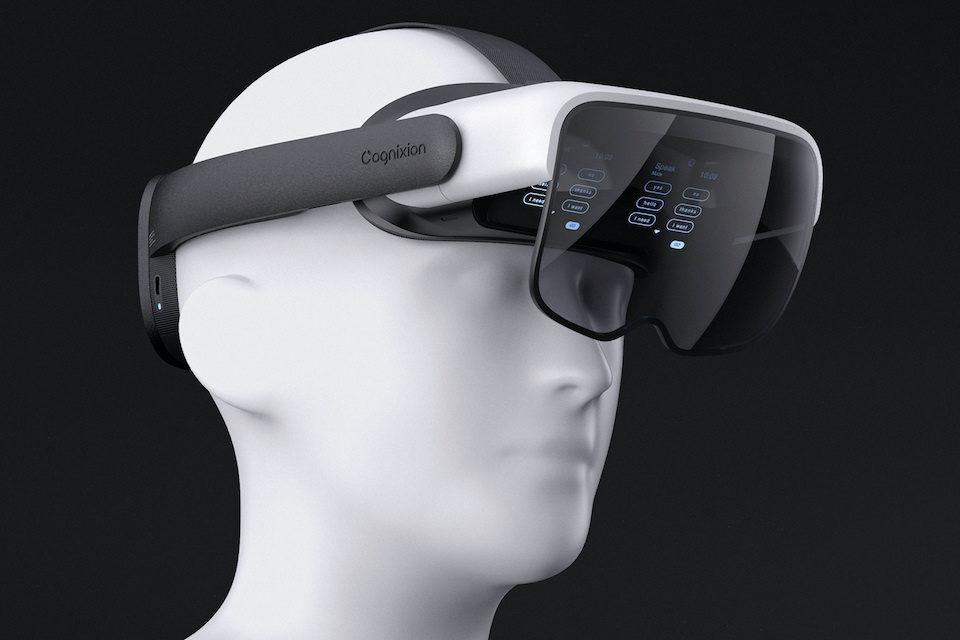 Гарнитура дополненной реальности Cognixion ONE: мысленное управление и искусственный интеллект