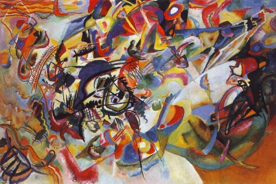 Sounds Like Kandinsky: эмулятор синестезии от Google на базе работ Кандинского