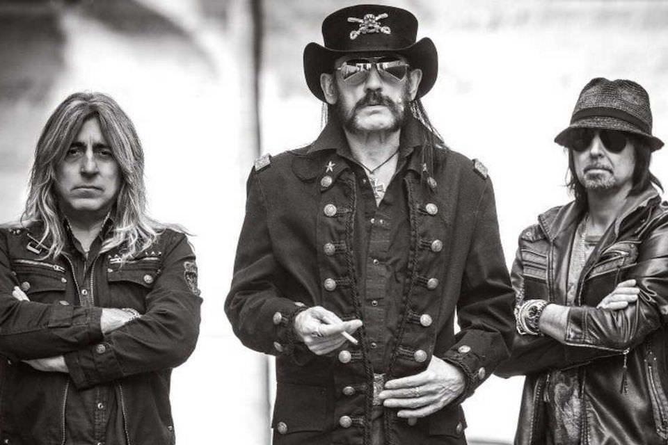 В апреле выйдет концертный альбом группы Motörhead «Louder Than Noise… Live in Berlin»