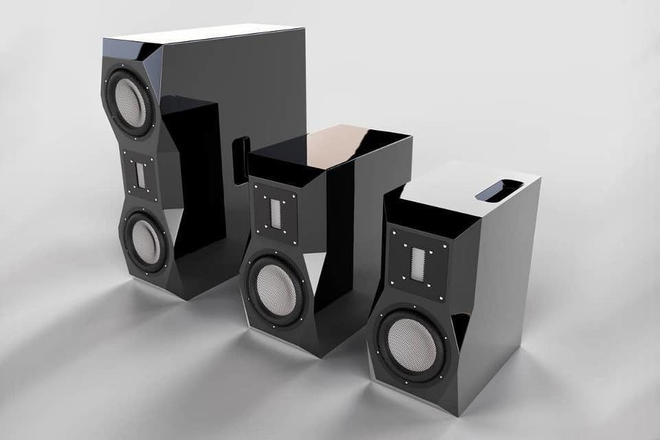 Акустика Vermouth Audio Studio Monitor: твитеры RAAL, динамики Accuton и кроссоверы Jantzen