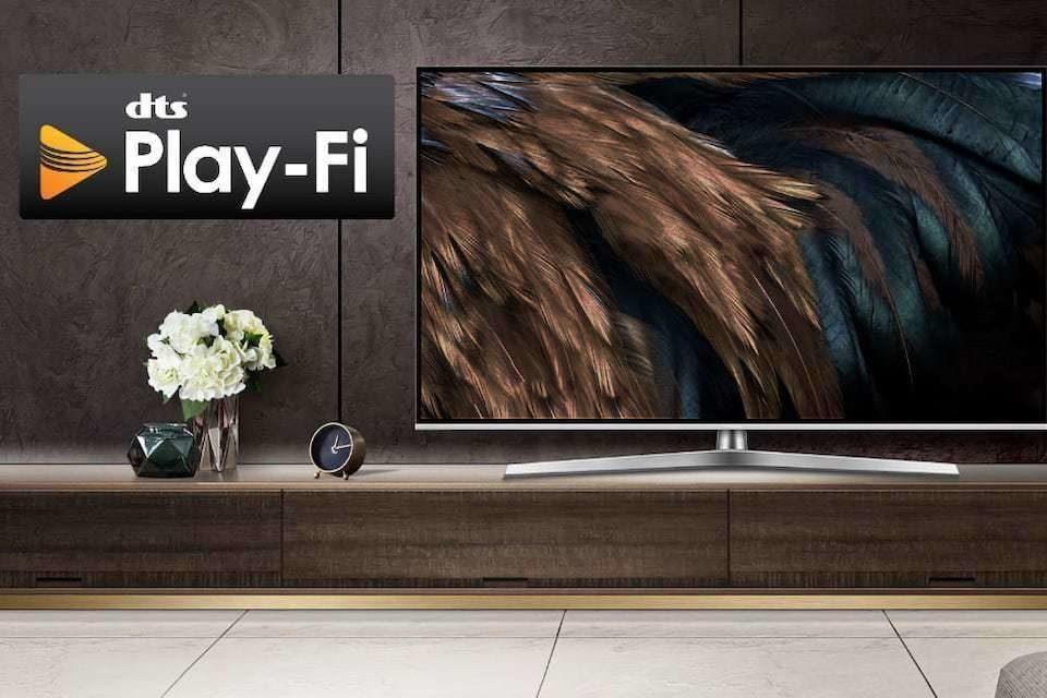 Продукция Loewe и Sharp получит поддержку протокола DTS Play-Fi