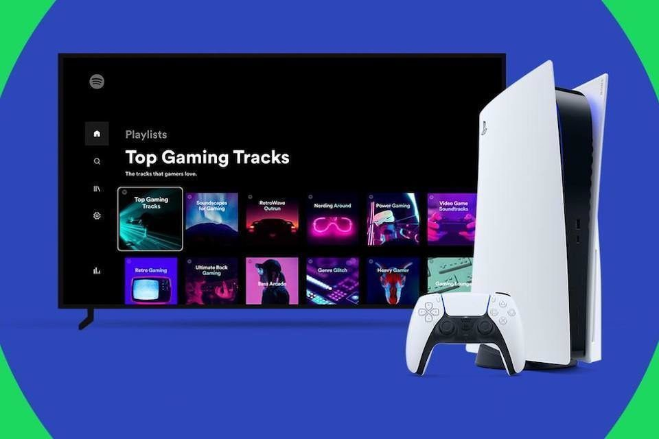 Пользователи PlayStation в России получили доступ к музыкальному сервису Spotify