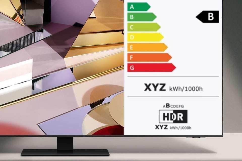Продавцов телевизоров в Европе обязали использовать учитывающие потребление в режиме HDR маркировки энергоэффективности