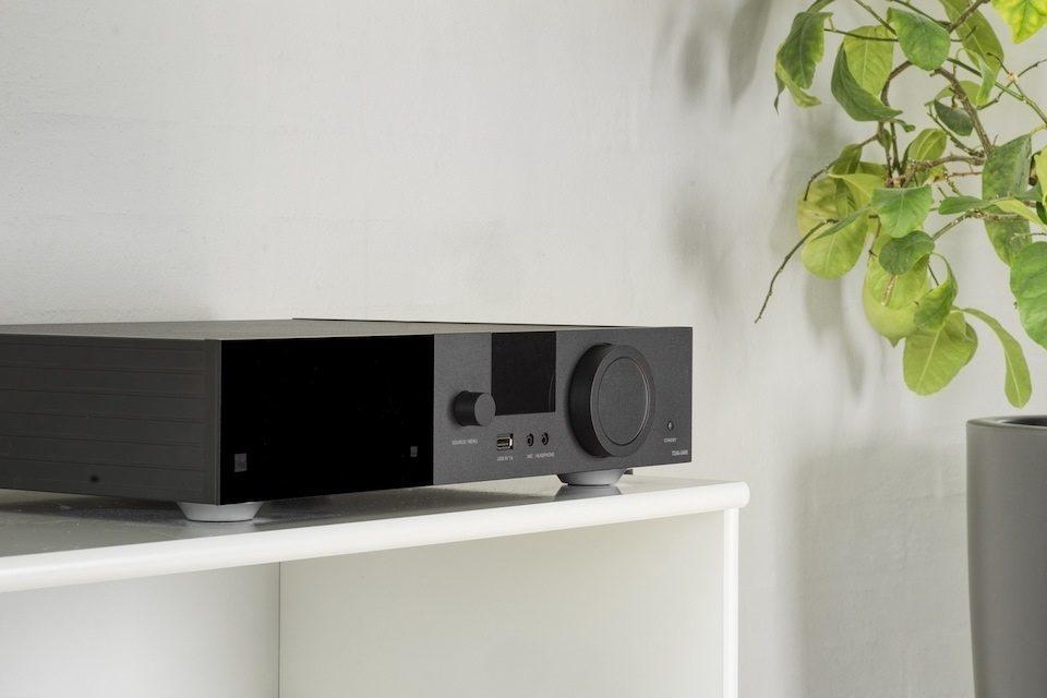 Усилитель Lyngdorf Audio TDAI-3400 получил полную совместимость с MQA