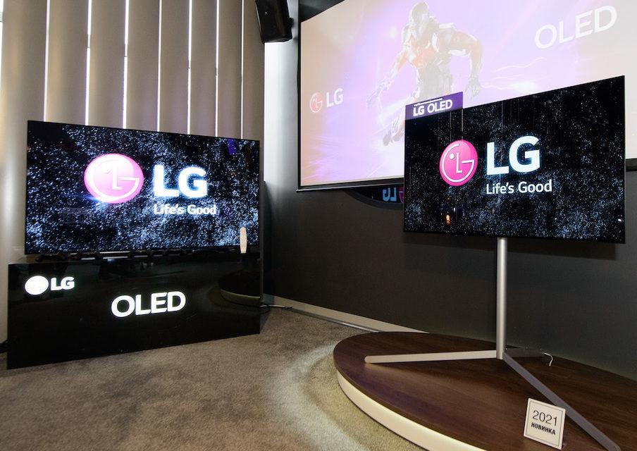 LG продемонстрировала игровые возможности 48-дюймового OLED-телевизора и моделей NanoCell