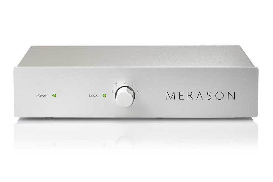 Merason представила улучшающий звучание модуль питания Pow1 для ЦАПа Frérot