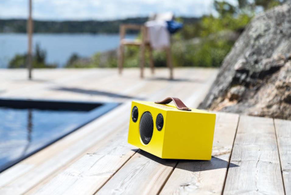 Audio Pro выпустила портативную колонку Addon T3+ Lemon в лимонной расцветке