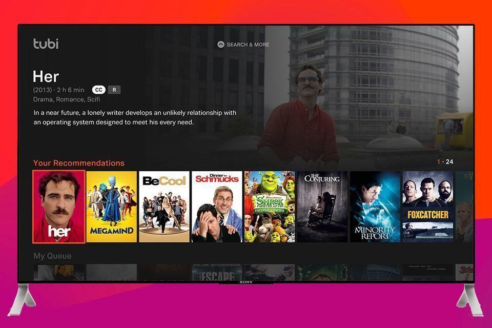 Бесплатный видеосервис Tubi займется производством собственных фильмов и сериалов