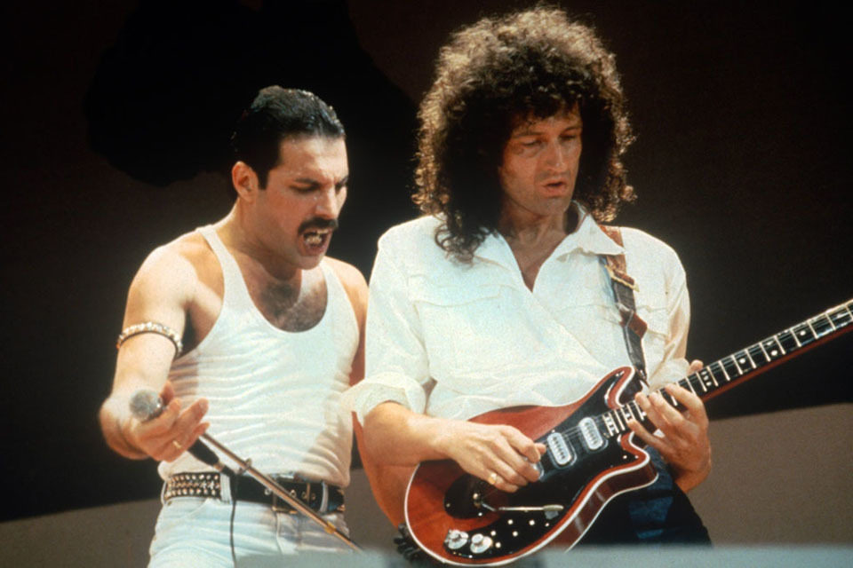 Выступление Queen на фестивале Live Aid стало самой популярной музыкальной видеозаписью в истории