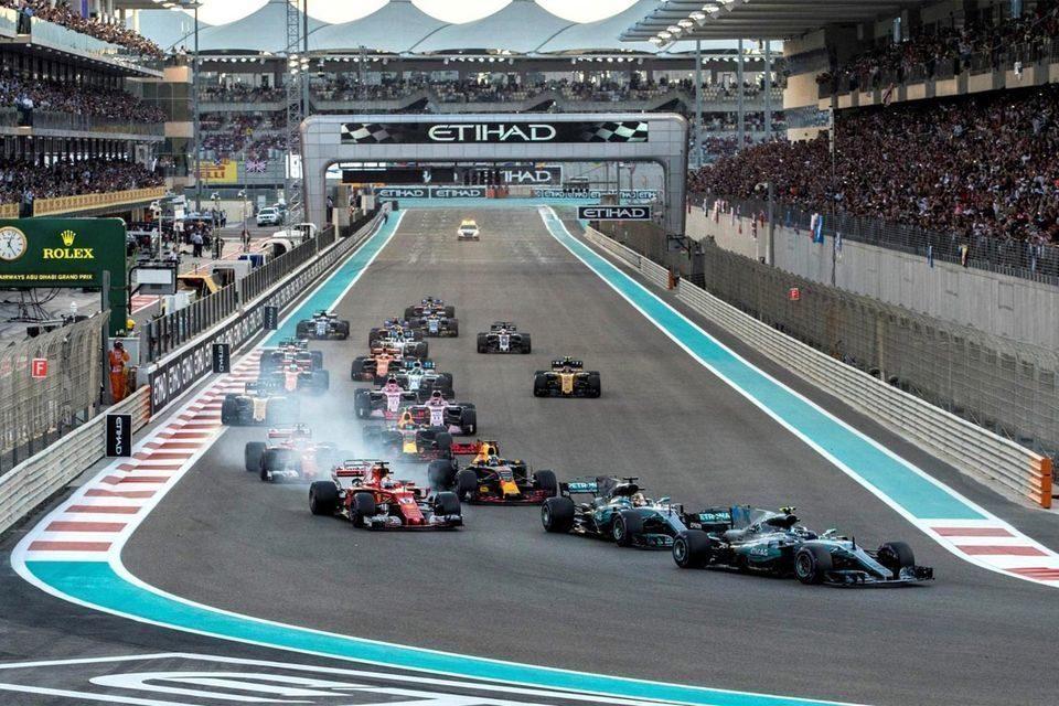 Тестовые HDR-трансляции заездов Формулы 1 пройдут в этом году