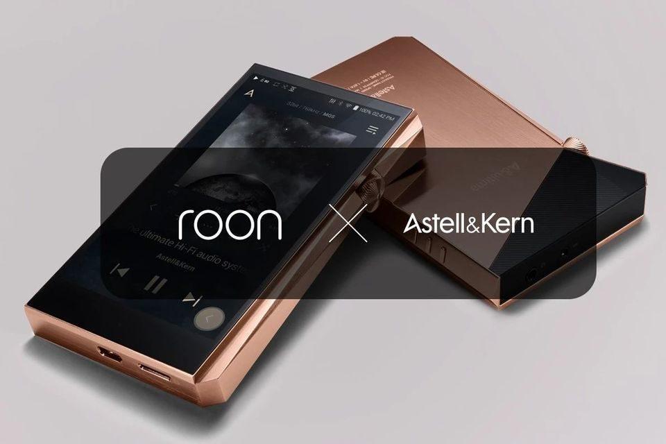 Плееры Astell & Kern A&ultima сертифицированы Roon Ready