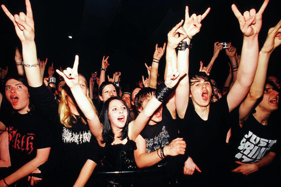 Исследование: любители тяжелой музыки оказались одними из самых счастливых и дружелюбных людей