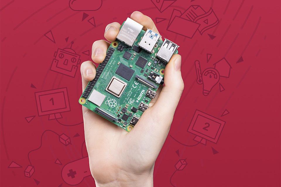 Компания Raspberry Pi возобновила выпуск четырех HAT-плат IQaudio