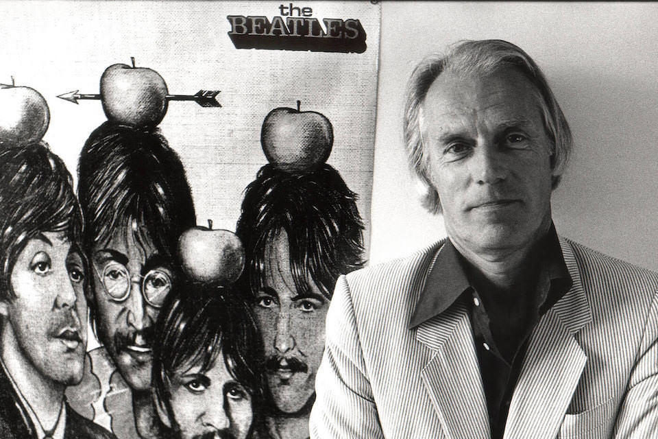 Утерянные записи продюсера The Beatles Джорджа Мартина под псевдонимом Ray Cathode переиздали на виниле