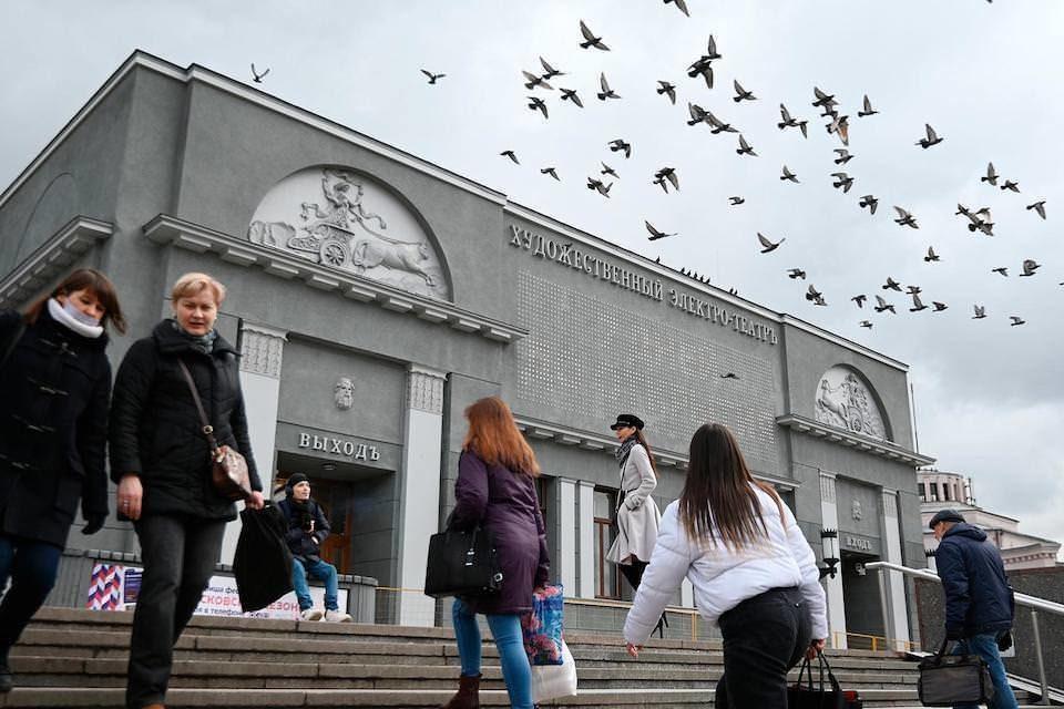 Кинотеатр «Художественный» откроется после реставрации 9 апреля