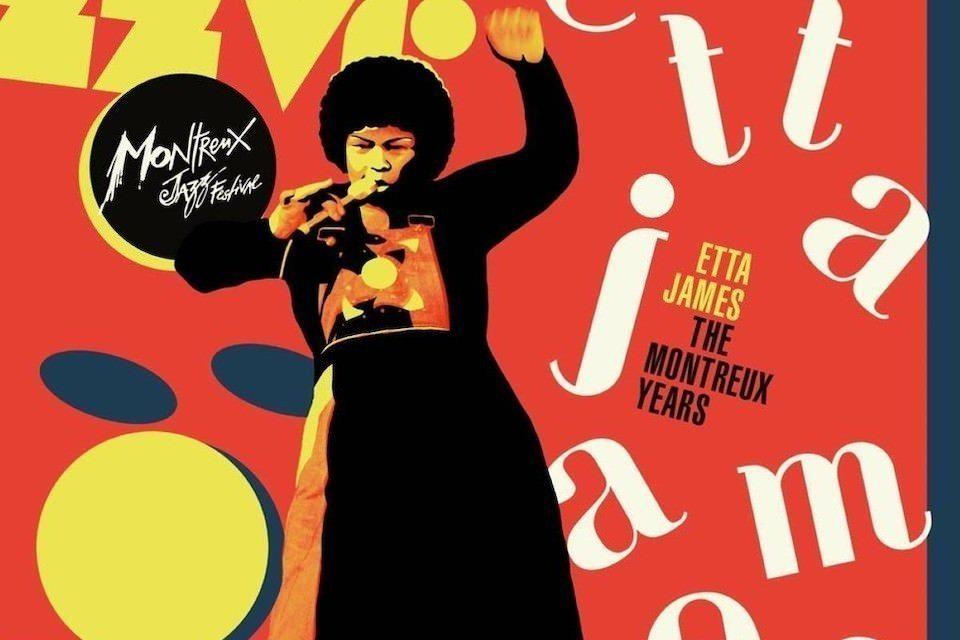 В серии «The Montreux Years» выйдет альбом Этты Джеймс