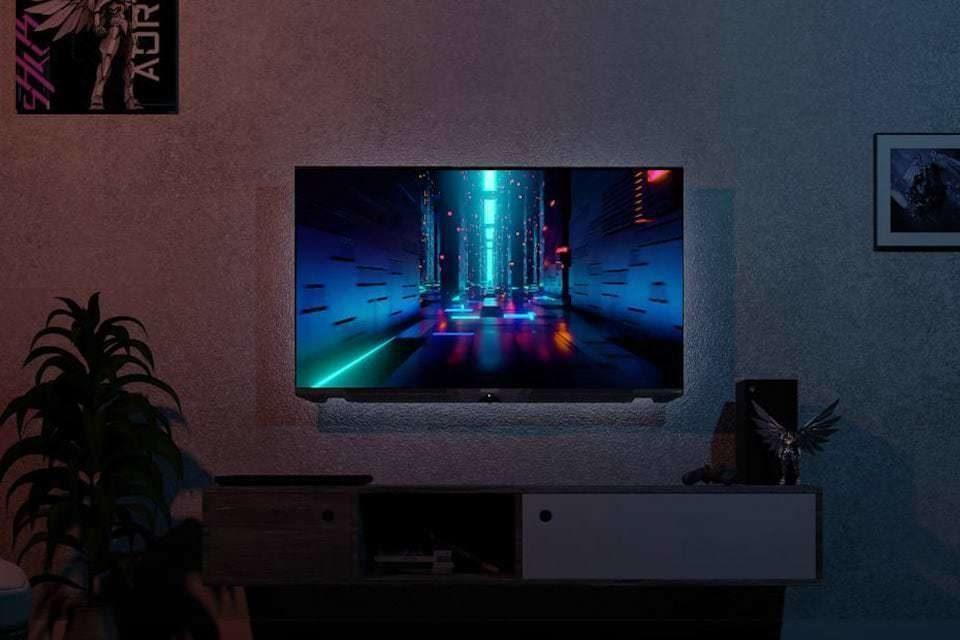 Gigabyte выпустила 48-дюймовый OLED-монитор Aorus FO48U