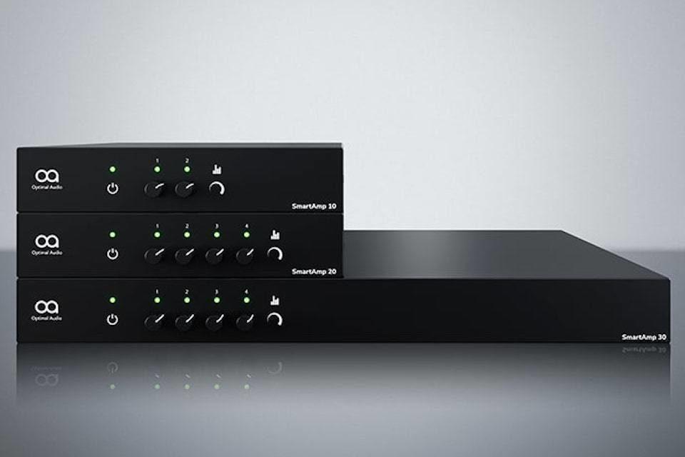 Focusrite запустила линейку инсталляционного аудиооборудования под брендом Optimal Audio