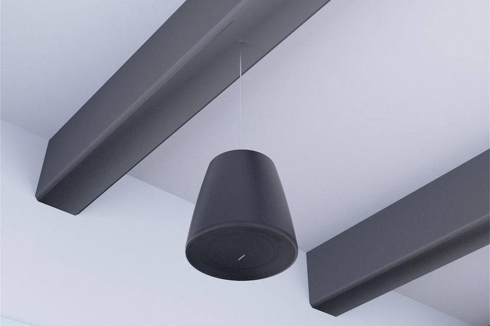 В линейке инсталляционной акустики Bose DesignMax появились подвесные модели DM3P, DM5P, DM6PE и DM10P-SUB