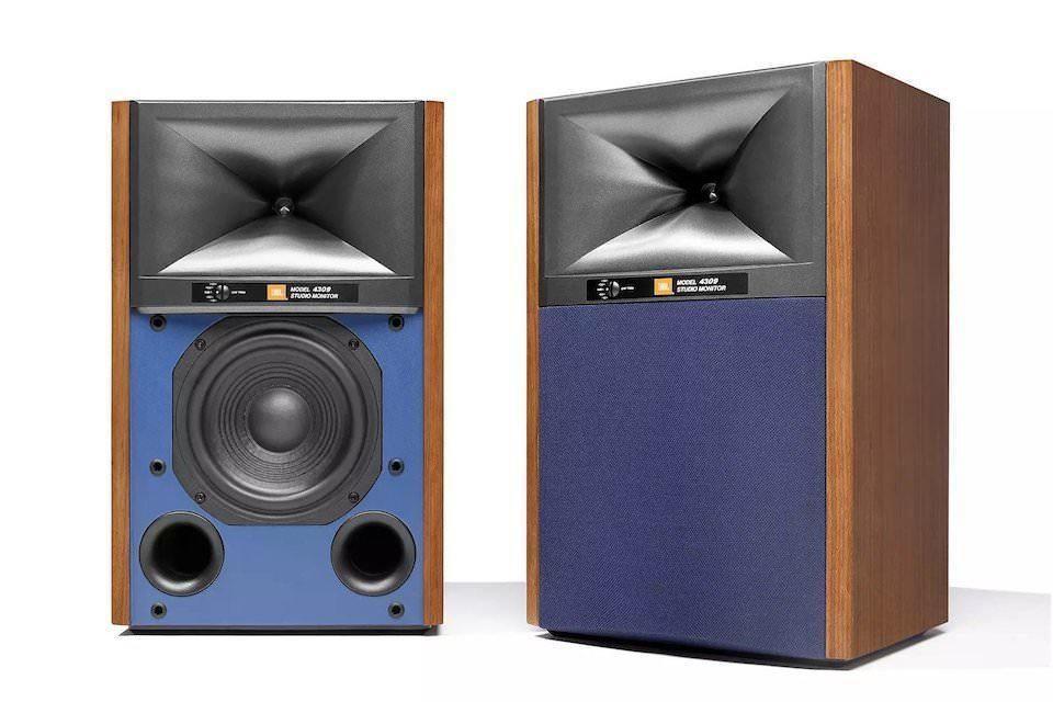 JBL выпустила полочные мониторы 4309 в ретро-дизайне