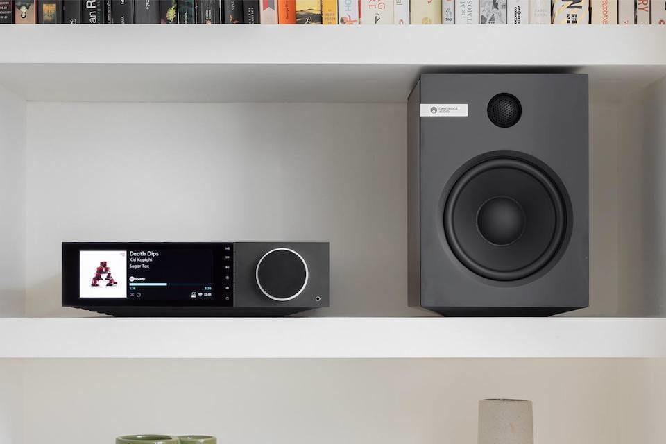 Cambridge Audio анонсировала полочную акустику Evo S