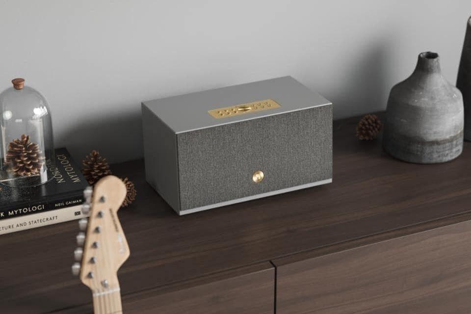 Беспроводная колонка Audio Pro C10 MkII: поддержка Apple AirPlay 2, Google Chromecast и съемный гриль