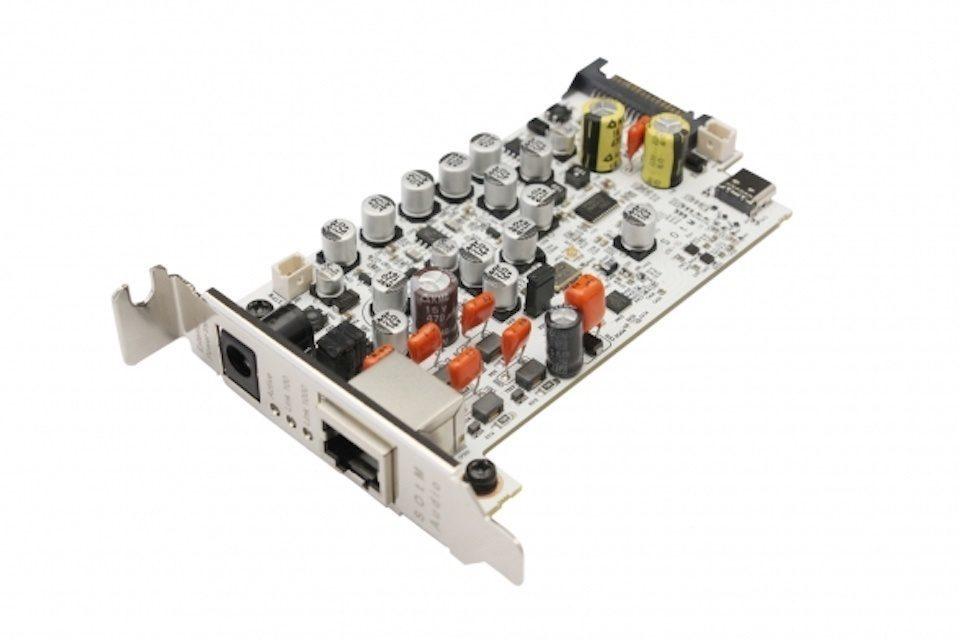 Сетевая карта SOtM sNI-1G: интерфейс для передачи высококачественного аудио