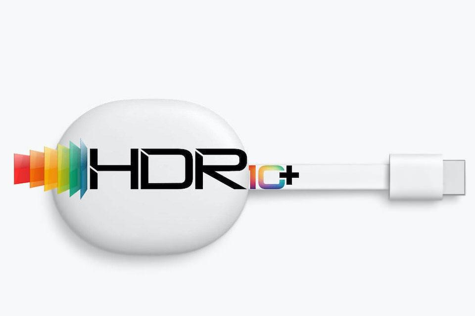 Приставка Google Chromecast с Google TV получит поддержку HDR10+