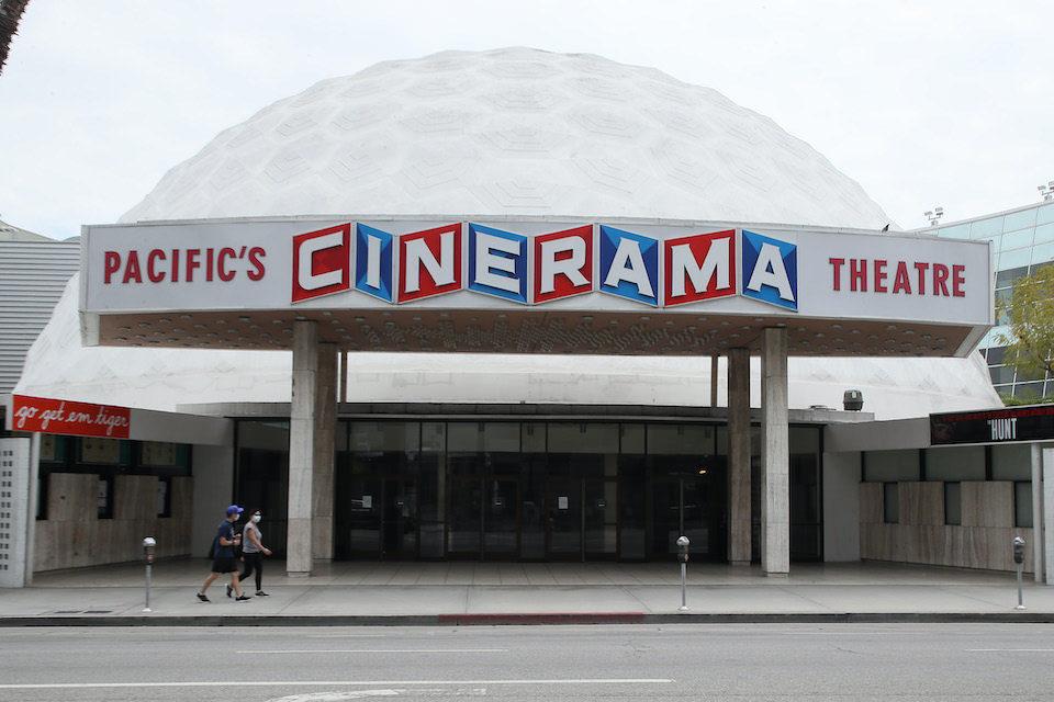 Сети американских кинотеатров Arclight Cinemas и Pacific Theaters заявили о своем крахе