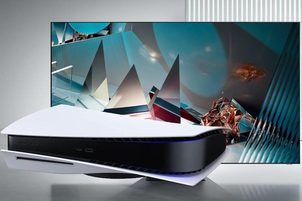 Обновленная приставка Sony PS5 получила поддержку 4K120 HDR в связке с телевизорами Samsung