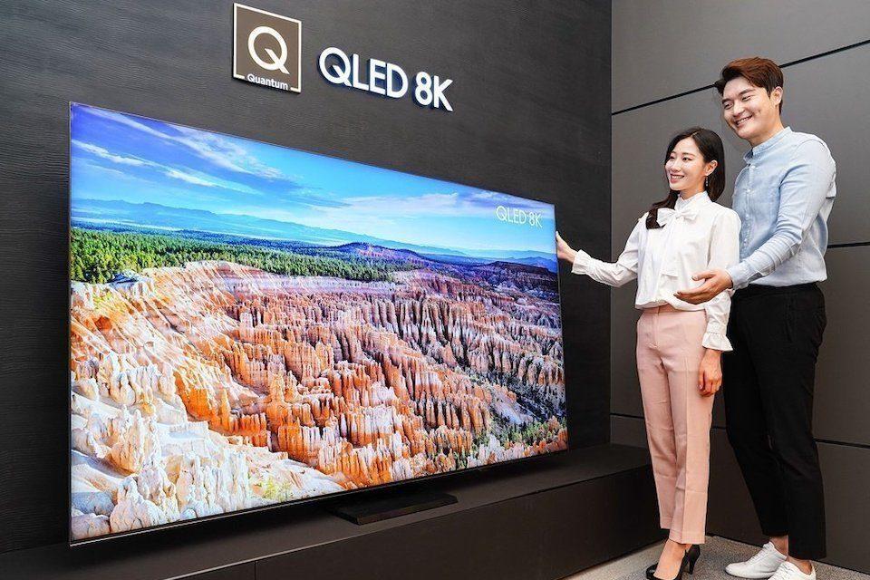 Отчет Strategy Analytics о рынке телевизоров: 8K станет стандартом для больших экранов