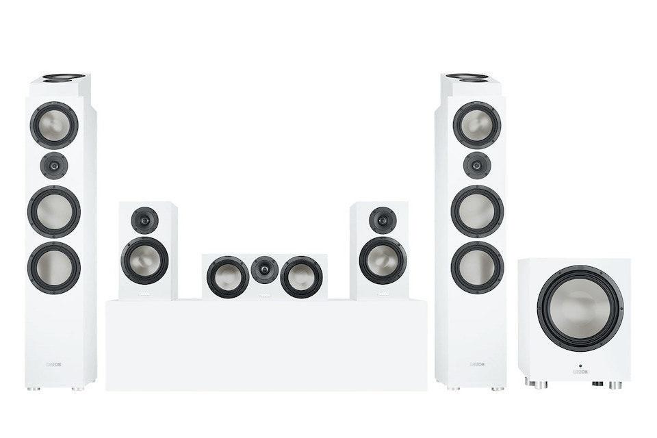 Обновленная серия акустики Canton GLE: титановые драйверы в модернизированном дизайне