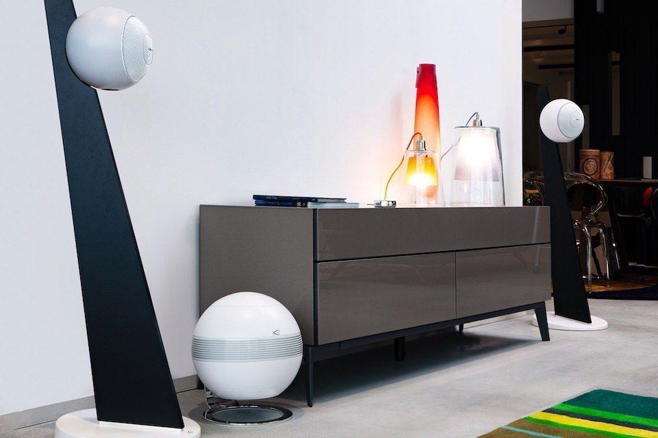 Hi-Fi & High End Show 2021: три линейки Cabasse в системах YBA и Genesis