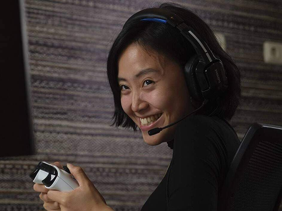 Philips и Dirac выпустили бюджетные игровые наушники TAGH401BL с виртуальным 3D-звуком