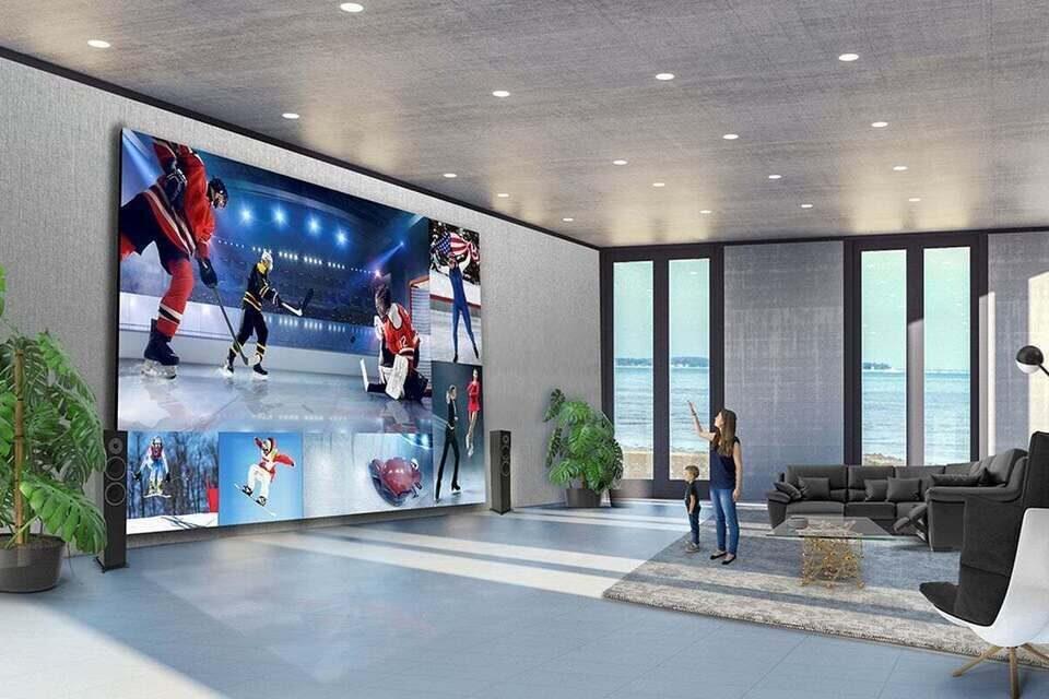 LG объявила о выпуске линейки светодиодных телевизоров DVLED на основе коммерческих панелей