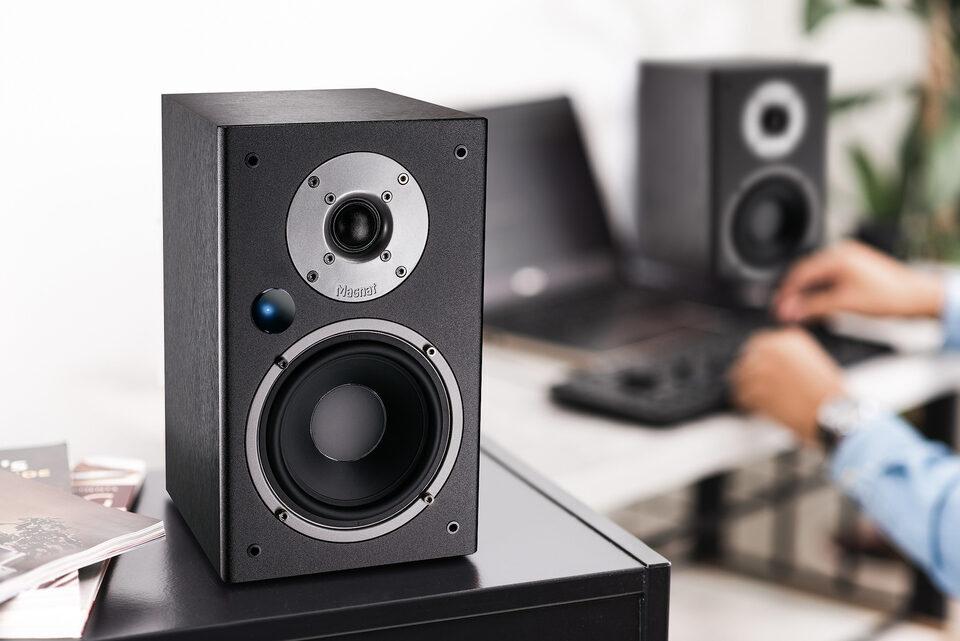 Активные колонки Magnat Monitor Reference: фонокорректор, встроенный ЦАП и Bluetooth 5.0 — в трех размерах